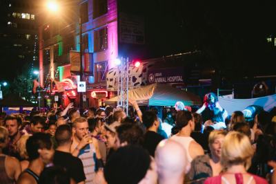 Vancouver Pride's Davie Street Block Party is back