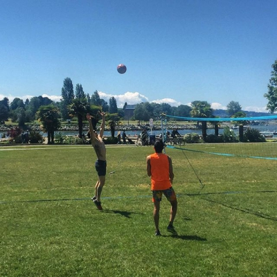 """@westendbia: """"Feeling sporty? Every Sunday at 12:30pm, there's a free"""
