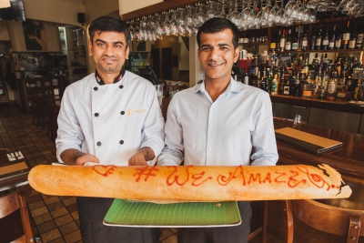 Davie Dosa Company Opens in Davie Village